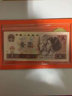Renminbi Coins Collection