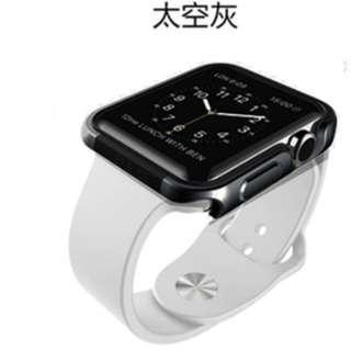 全新  Apple watch 42mm case 保護殼  蘋果手錶 (太空灰)