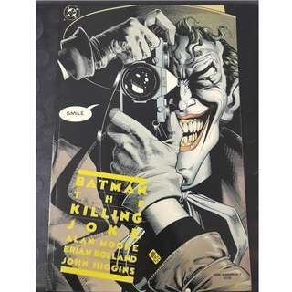 Batman The Killing Joke 7th Print