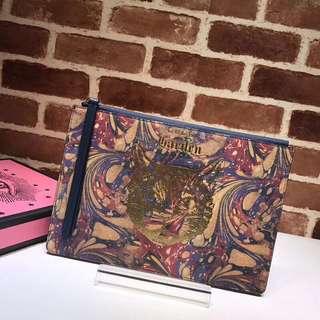 Gucci Garden Clutch Bag