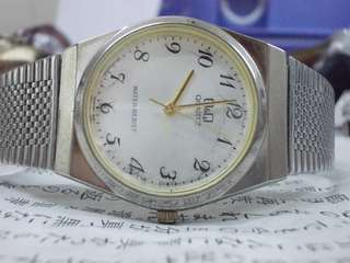 Vintage Q&Q Gent Watch from Japan