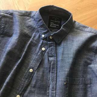 Academy Brand Denim Shirt