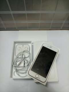 Iphone 6 64gb ex inter fullset original