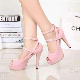 High Quality Korean High heeled Shoes