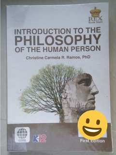 Introduction to the Philosophy of the Human Person (K-12)
