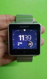 SONY Smart Watch2  ( Negotiable )
