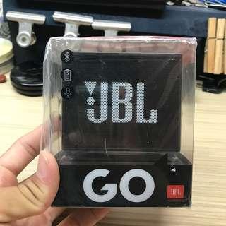 JBL GO Bluetooth Speaker Black Instock Brand New