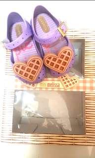 Mini Melissa Furadinha US 5 waffle