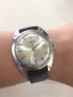 68' Vintage Seiko Manual Winding