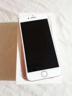 Iphone 7 32gb Rosegold FU