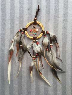 Small Handmade Dream catcher
