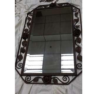 Mirror- Art Nouveau
