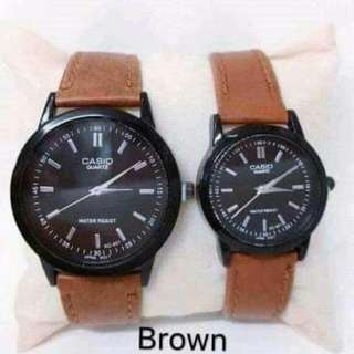 Casio Watch Php500/pair
