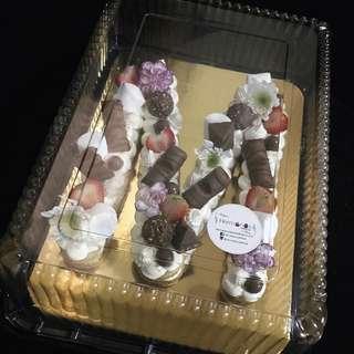 Cream Biscuit Cake