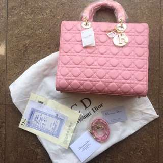 SALE‼️Dior CD Medium Square Medallion Bag