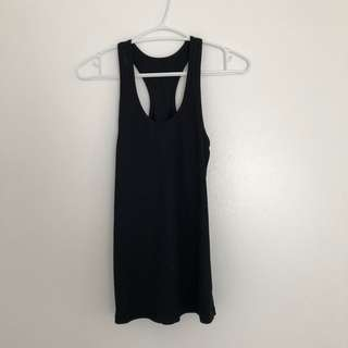 Under Armour Racer Back Tank Small
