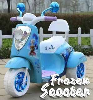 Frozen Scooter