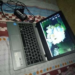 Di jual Notebook acer