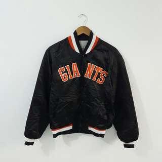 New york giants vintage varsity