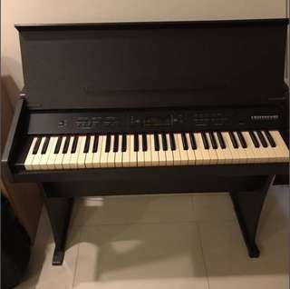 Piano or Keyboard Instrument