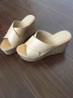 Aldo sandals size 7