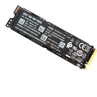 intel 760p 128G ssd