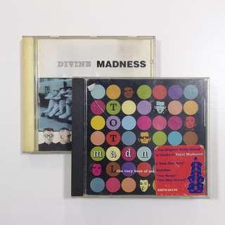 Madness CD Lot