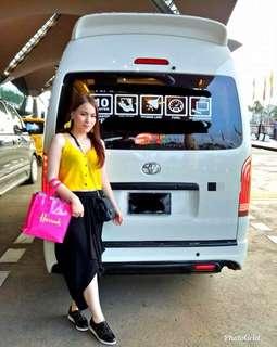 klia van / klia taxi / klia texi / airport taxi / hotel taxi