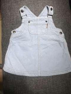 Zara baby jumper dress