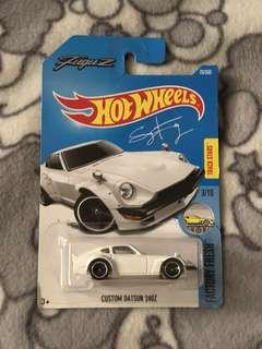 Hotwheels Custom Datsun 240Z