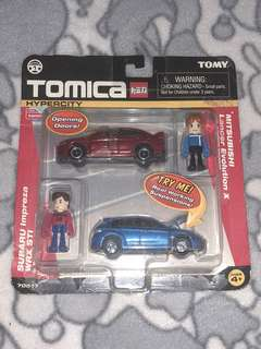 Tomica Limited Edition Package