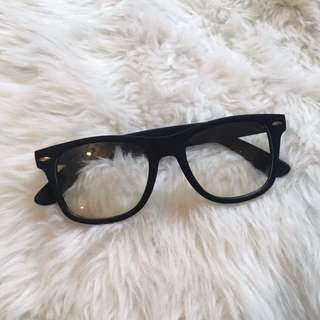 Fake Eyeglasses