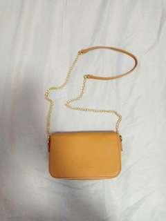 Charles and keith sling bag!