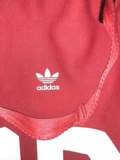 Adidas limited edition red colour sport bag