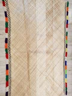 Traditional handmade Fijian mats