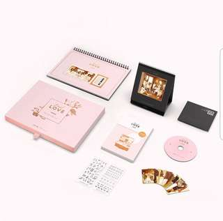 TWICE SEASONS GREETING 2018