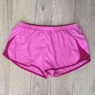 Nike Sz Large Pink Shorts