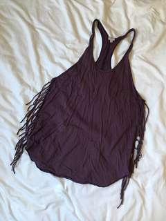 Wilfred Fringe Tank Top