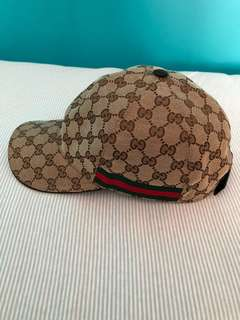 Authentic Gucci Cap