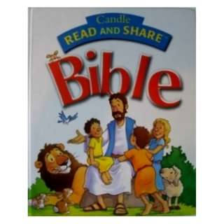 Read & Share - Bible - Hardcover
