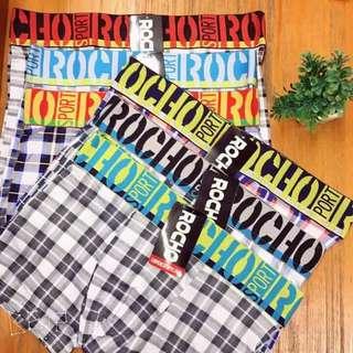 Rocho boxer shorts (6 pcs. per set)