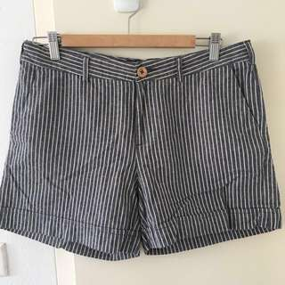 Princess Highway pinstripe shorts 12