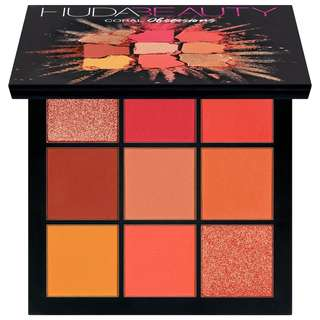 NEW HUDA BEAUTY Obsessions Eyeshadow Palette