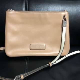 Marc by Marc Jacobs Crossbody Leather Bag
