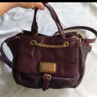 Marc by Marc Jacobs leather hand bag