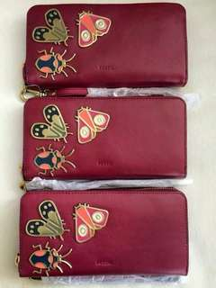 Fossil wallet (avail 3pcs)