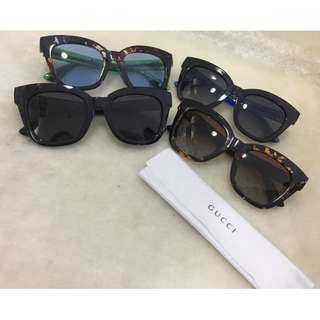 GUCCI  Ladies Sunglasses - free shipping