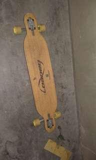 Loaded Dervish Longboard