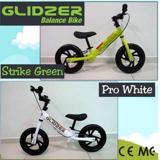 Glidzer Balance Bike - Superlight weight only 2.9 kg !