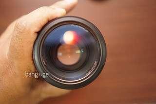 Lensa AF S nikkor 50mm F1.8